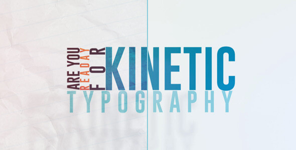 Kinetic Typography Brand AdvoKates